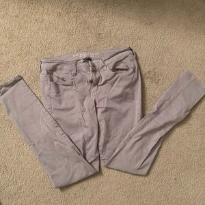 AE American Eagle jegging jeans 12 x-long grey